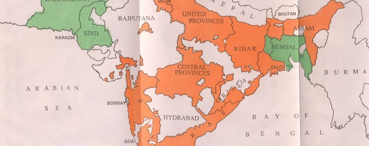 PAKISTAN OR THE PARTITION OF INDIA