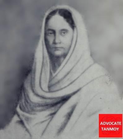 Bhagabati Devi, Vidyasagar's mother.